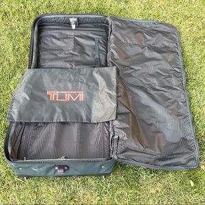 TUMI Large Rolling Garment Bag